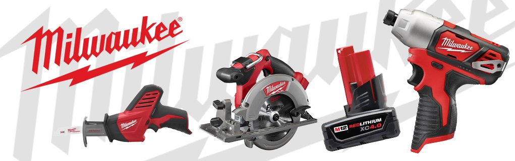 Milwaukee Tool Power Tools Canada Products