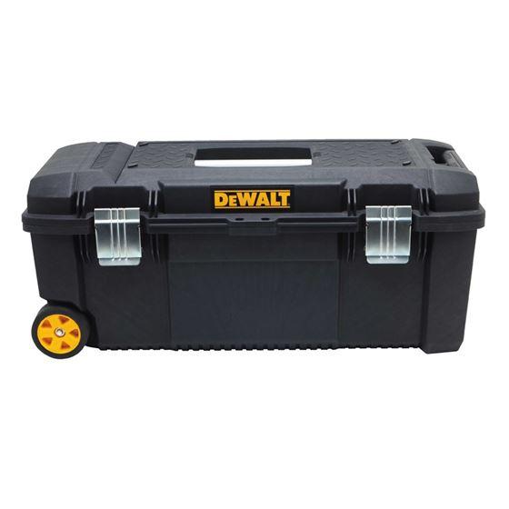"""dewalt dwst28100 28"""" tool box on wheels"""