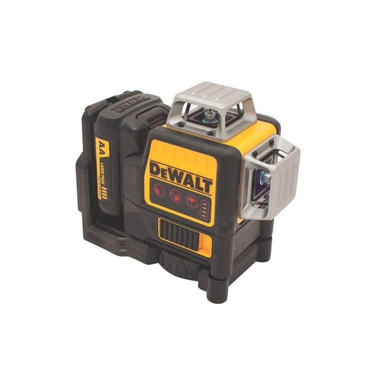DW089LR 12v 3 x 360 Line Laser
