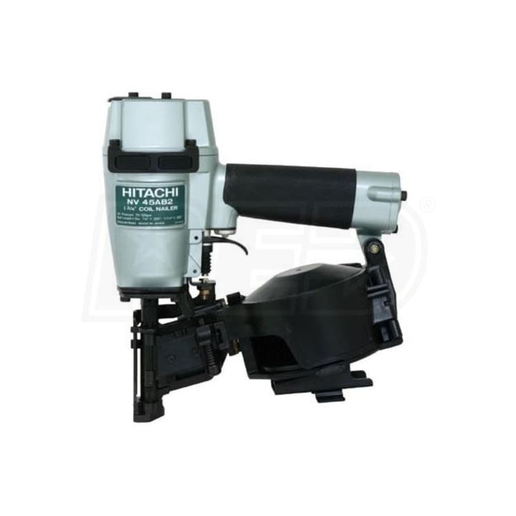 Hitachi Nv45ab2 1 3 4 Quot Coil Roofing Nailer