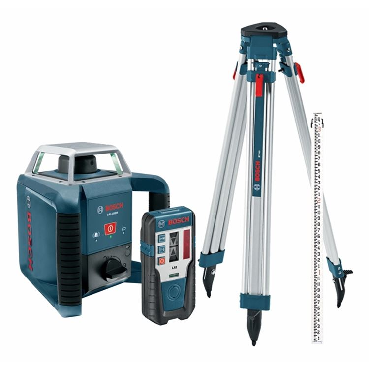 GRL400HCK Self-Leveling Rotary Laser Complete Exte