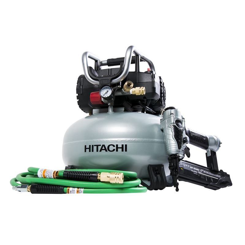KNT50AB Compressor and Nailer Finish Kit