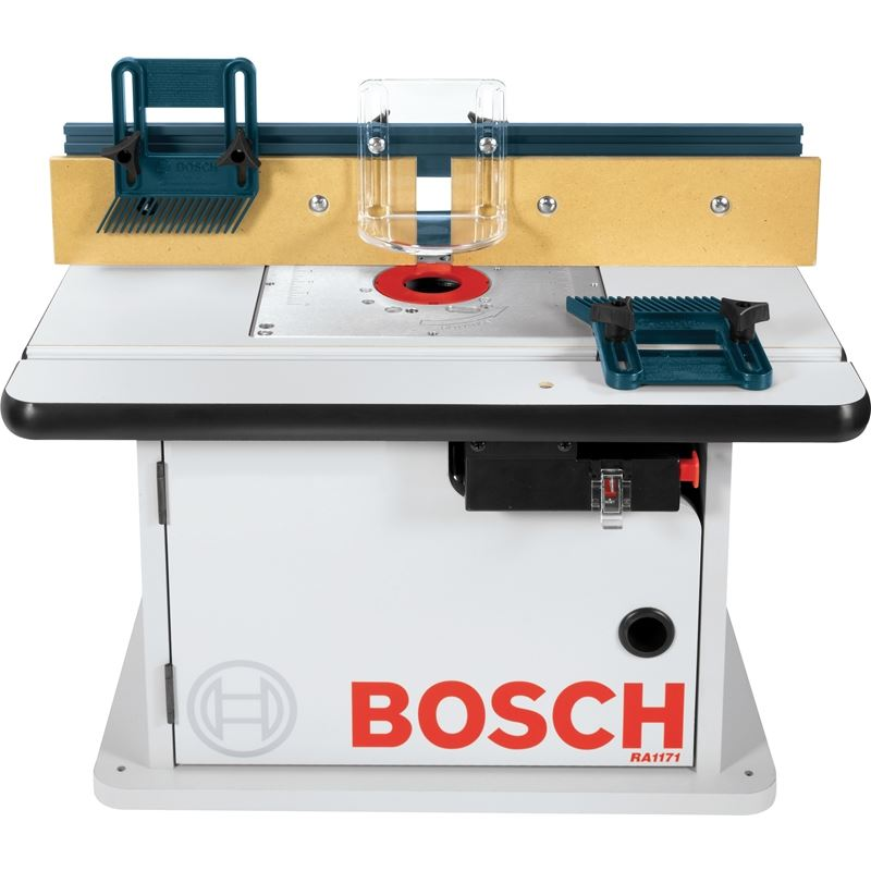 Bosch Ra1171 Laminated Router Table