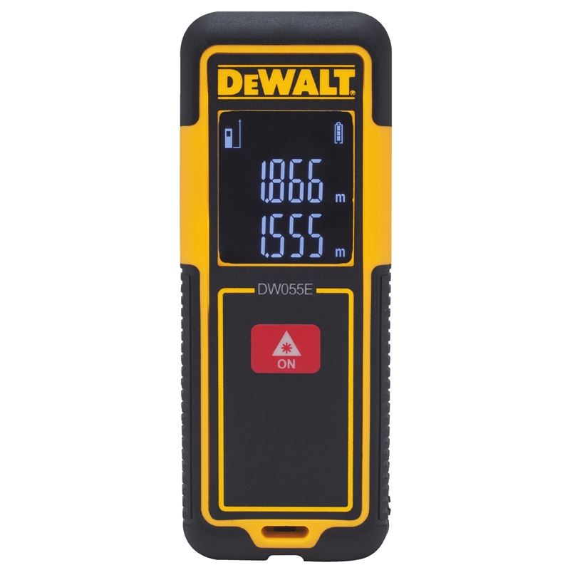 DW055E 55ft Laser Distance Measurer