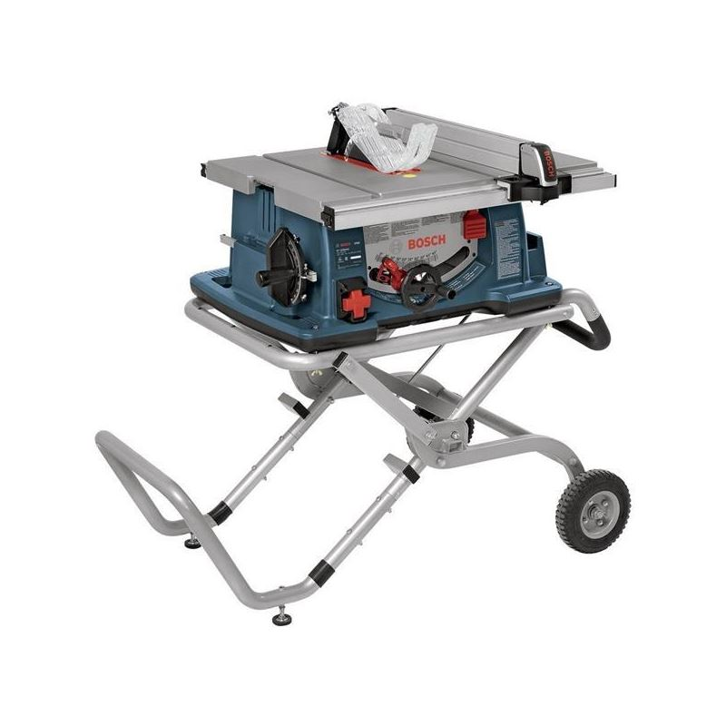 Bosch 4100 09 10 Quot Worksite Table Saw With Gravity Rise