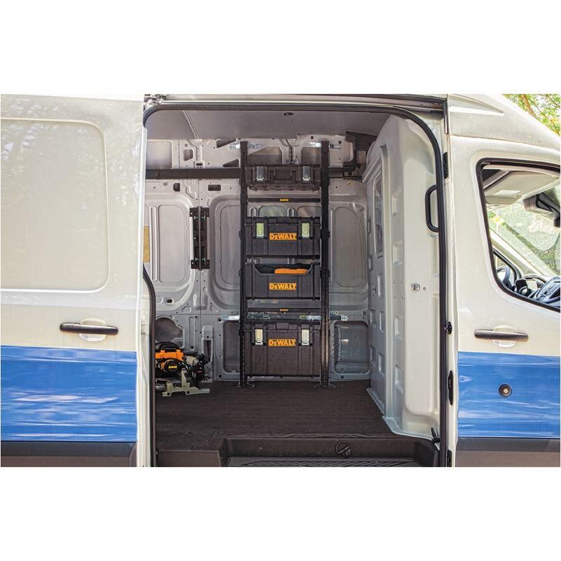 DWST08241 ToughSystem® High Van Racking Storage So